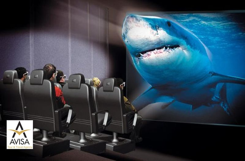 Oceanride XD Cinema