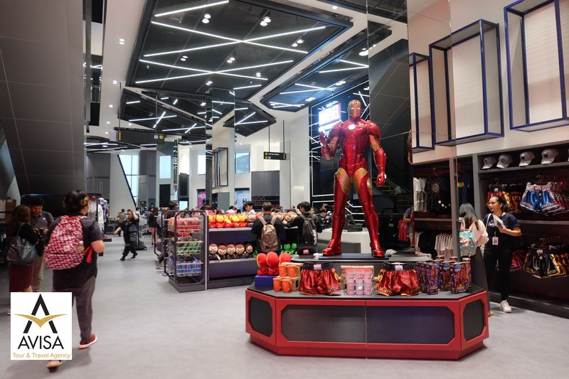 تایلند، بانکوک، The Marvel Experience Thailand